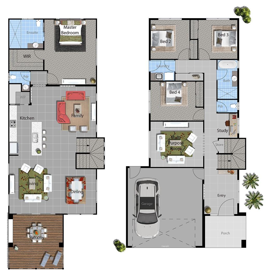 Bella Floor Plan Bright Homes – Bright Homes Floor Plans