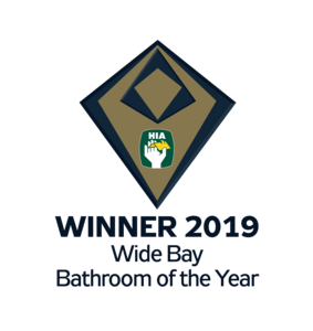 HIA Winner 2019 Bathroom of the Year