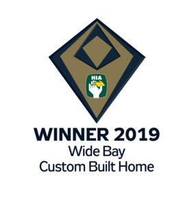 HIA Winner 2019 Custom Built Home
